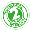 Roland 2-Year Warranty logo