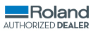 Roland Authorized Dealer logo