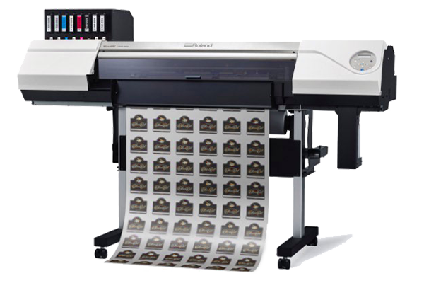 Roland VersaUV LEC2-300 UV Printer/Cutter Image