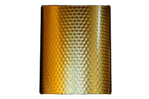 Gold Small Engine Turn Vinyl